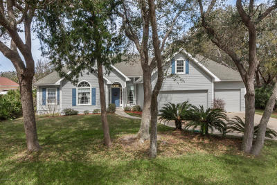 Duval County, St. Johns County Single Family Home For Sale: 302 3rd St