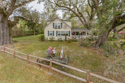 Middleburg Single Family Home For Sale: 2828 County Road 220