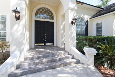Ponte Vedra Beach Single Family Home Contingent Take Backup: 349 Royal Tern Rd S