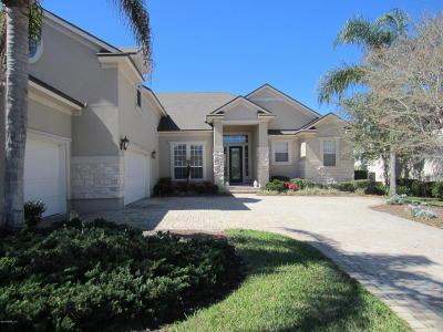St Augustine Single Family Home For Sale: 447 Sebastian Square
