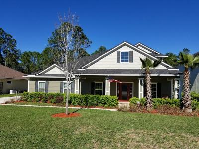 Green Cove Springs Single Family Home For Sale: 3409 Shinnecock Ln