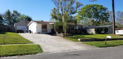 Jacksonville Single Family Home For Sale: 960 Westgate Dr