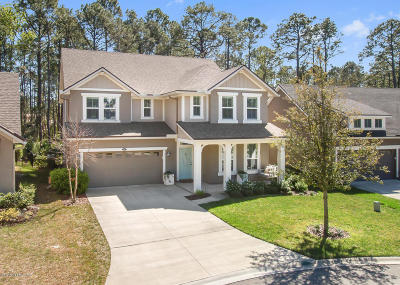 Ponte Vedra Single Family Home For Sale: 170 Frontierland Trl