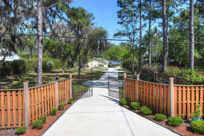 Green Cove Springs Single Family Home For Sale: 5367 Deer Island Rd