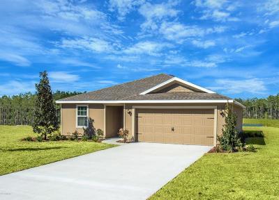 Yulee Single Family Home For Sale: 77771 Lumber Creek Blvd