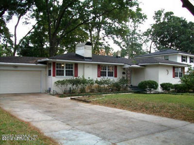 Duval County Single Family Home For Sale: 4339 Worth Dr W