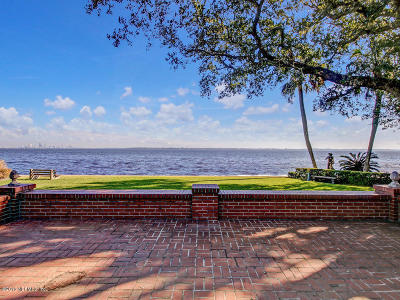 Duval County Single Family Home For Sale: 5125 Yacht Club Rd
