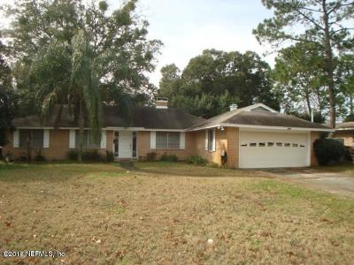 Duval County Single Family Home For Sale: 1342 Sunnymeade Dr
