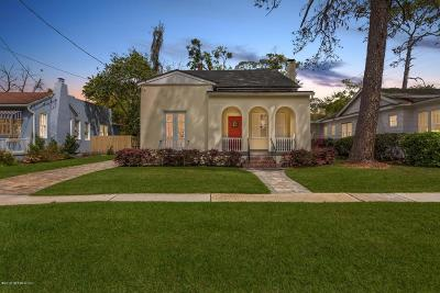 Duval County Single Family Home For Sale: 1229 Challen Ave