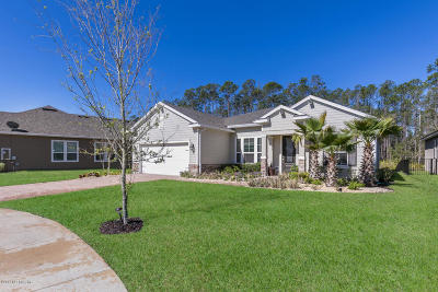 Ponte Vedra Beach Single Family Home Contingent Take Backup: 699 Aspen Leaf Dr