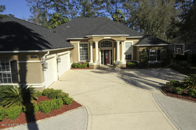 Orange Park Single Family Home For Sale: 545 Golden Links Dr