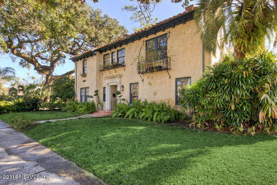 Duval County Single Family Home For Sale: 3418 Riverside Ave