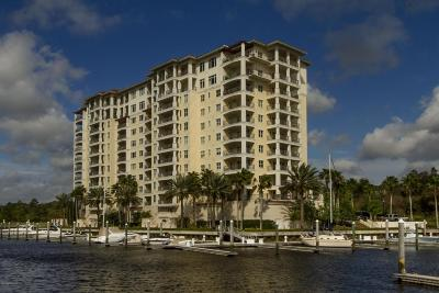 Duval County, St. Johns County Condo For Sale: 14402 Marina San Pablo Pl #506