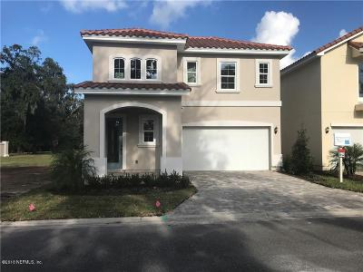 Atlantic Beach, Fernandina Beach, Jacksonville Beach, Neptune Beach, Ponte Vedra Beach Single Family Home For Sale: 96015 Enclave Manor