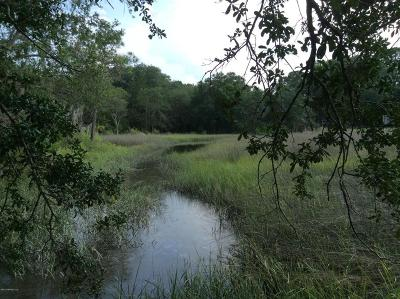 Atlantic Beach, Fernandina Beach, Jacksonville Beach, Neptune Beach, Ponte Vedra Beach Residential Lots & Land For Sale: Marsh View Ct