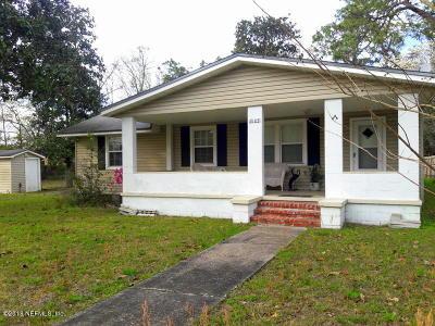 Duval County Single Family Home For Sale: 8165 Ramona Blvd W