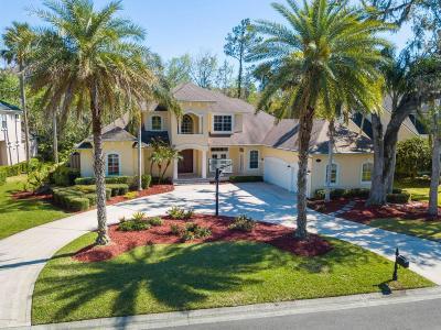 Plantation Oaks Single Family Home For Sale: 155 Bay Cove Dr