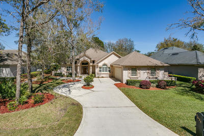 Green Cove Springs Single Family Home For Sale: 1634 Pebble Beach Blvd