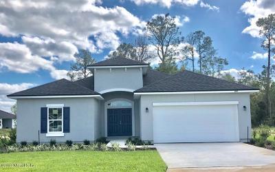 St Augustine Single Family Home For Sale: 241 Deerfield Meadows Cir