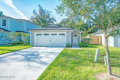 Single Family Home For Sale: 8460 Highfield Ave