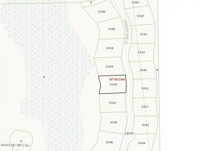 Jacksonville Residential Lots & Land For Sale: 5330 Chandler Bend Dr
