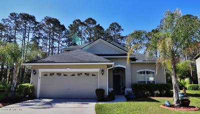 Single Family Home For Sale: 2110 Heritage Oaks Ct
