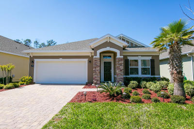 Austin Park, Coastal Oaks, Coastal Oaks At Nocatee, Del Webb Ponte Vedra, Greenleaf Preserve, Greenleaf Village, Kelly Pointe, Nocatee Single Family Home For Sale: 178 Gray Wolf Trl