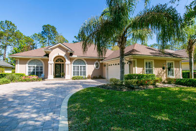 St. Johns County Single Family Home For Sale: 815 Cypress Crossing Trl