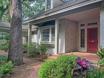 Atlantic Beach, Fernandina Beach, Jacksonville Beach, Neptune Beach, Ponte Vedra Beach Single Family Home For Sale: 13 Painted Bunting Rd