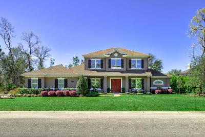 St Johns Single Family Home For Sale: 527 E Kesley Ln
