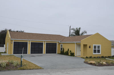 St. Johns County Single Family Home For Sale: 201 Tropic Way