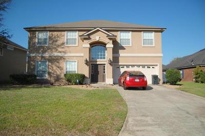 Orange Park Single Family Home For Sale: 3949 Deertree Hills Dr