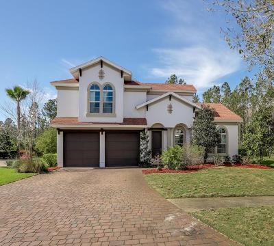 St Augustine Single Family Home For Sale: 76 Privado Ct