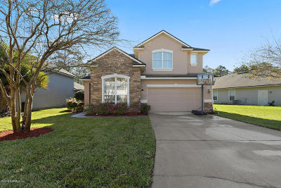 Green Cove Springs Single Family Home For Sale: 2579 Creekfront Dr