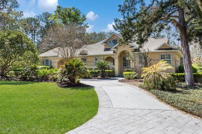 Atlantic Beach, Fernandina Beach, Jacksonville Beach, Neptune Beach, Ponte Vedra Beach Single Family Home For Sale: 96036 Marsh Lakes Dr