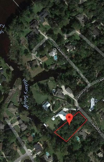 St. Johns County Residential Lots & Land For Sale: 876 Lawhon Dr