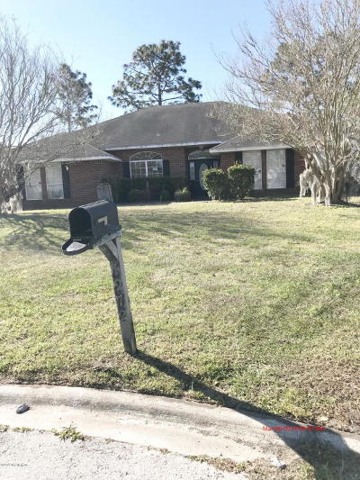 Duval County Single Family Home For Sale: 7972 Vivera Ct