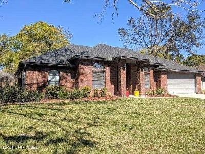 Jacksonville FL Single Family Home For Sale: $275,900
