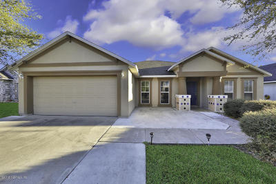 Jacksonville FL Single Family Home For Sale: $279,000