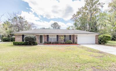 Jacksonville Single Family Home For Sale: 7038 Seneca Ave
