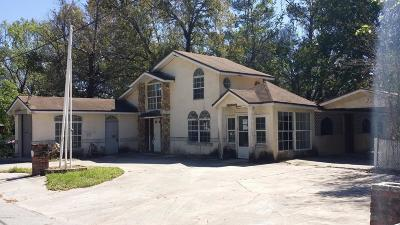Jacksonville Single Family Home For Sale: 2604 Sandra Ln