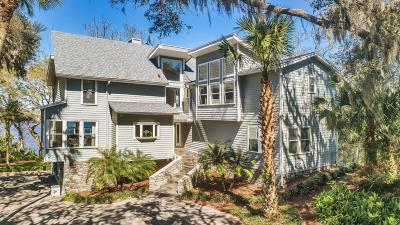 Jacksonville Single Family Home For Sale: 13075 Ft Caroline Rd