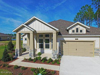 Atlantic Beach, Neptune Beach, Jacksonville Beach, Ponte Vedra Beach, Fernandina Beach Single Family Home For Sale: 95081 Sweetberry Way