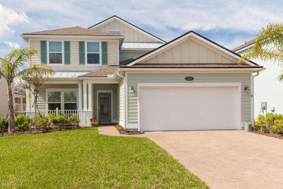St Augustine Single Family Home For Sale: 382 Ocean Cay Blvd
