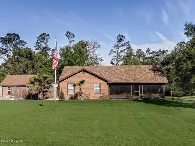 Middleburg Single Family Home For Sale: 3090 County Road 220