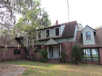 Jacksonville Single Family Home For Sale: 1112 Tiber Ave