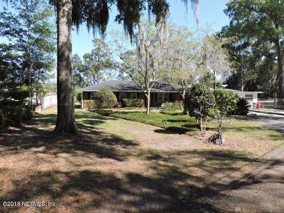 Keystone Heights Single Family Home For Sale: 3901 Fl-21