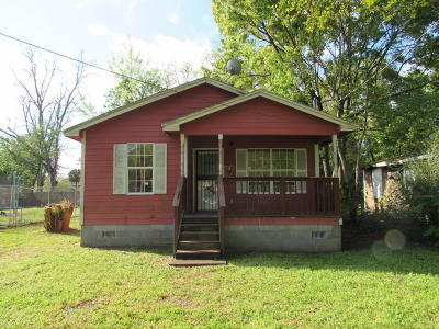 Jacksonville Single Family Home For Sale: 2156 Wilberforce Rd