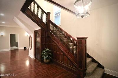 Jacksonville Single Family Home For Sale: 1528 Walnut St