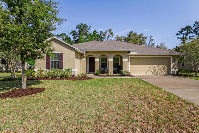 Duval County Single Family Home For Sale: 4329 Green Acres Ln